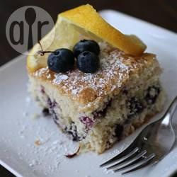Recette gâteau aux myrtilles fraîches – toutes les recettes allrecipes