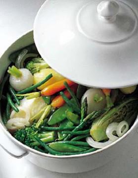 Potée de légumes pour 4 personnes