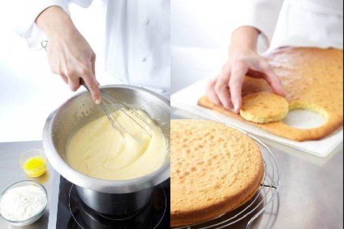 Recette de biscuit génoise facile et rapide