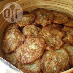 Recette latkes (galettes de pommes de terre juives de hanouka ...