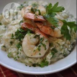 Recette risotto aux crevettes et champagne – toutes les recettes ...