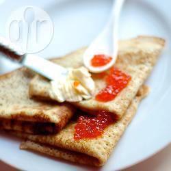 Recette crêpes au caviar rouge (œufs de saumon) – toutes les ...