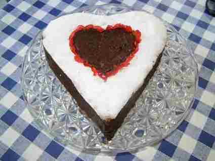 Recette de gâteau aux blancs d'oeufs
