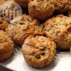 Recette muffins au thon et aux olives noires – toutes les recettes ...