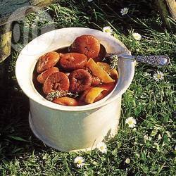 Recette compote de fruits secs – toutes les recettes allrecipes