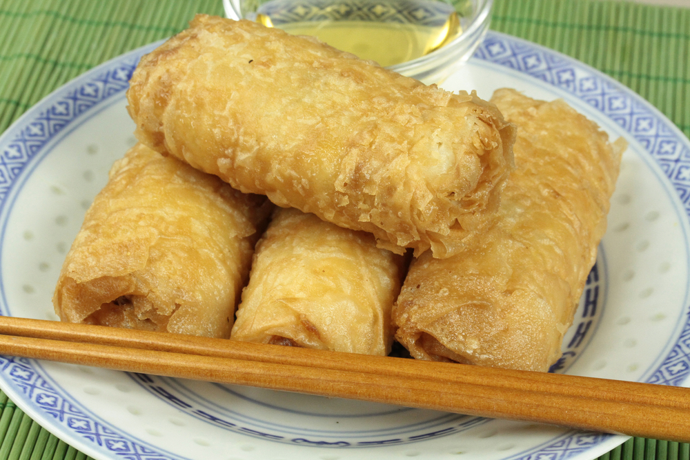 Recette de nems la vietnamienne facile et rapide recette Nems vietnamiens