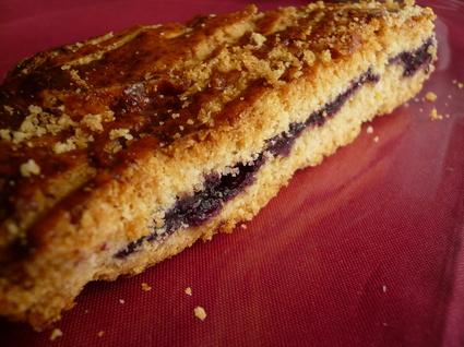 Recette de gâteau basque à la confiture de cerise