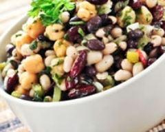 Recette salade de haricots