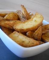 Recette de potatoes au four au thym et paprika