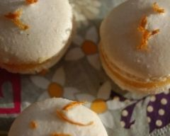 Recette macarons à la mandarine
