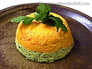 Mousse de légumes  fiche recette avec photos  meilleurduchef.com