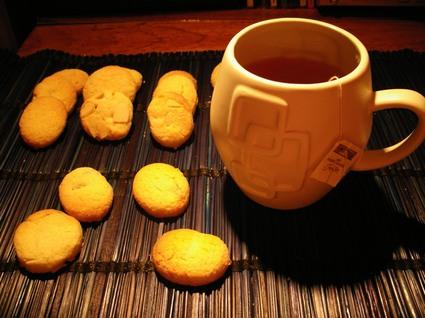 Recette de biscuits à l'amande