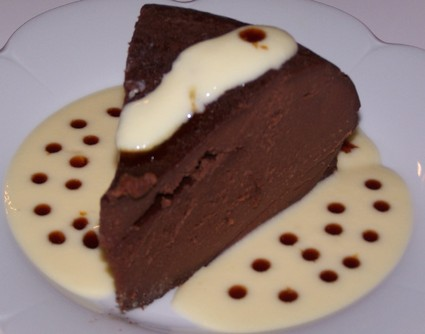 Recette de pudding au chocolat ultra simple