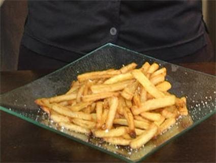 Recette de frites parfaites
