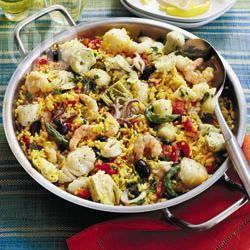 Recette paella océane – toutes les recettes allrecipes