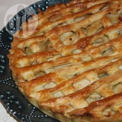 Recette tarte aux pommes à la poudre d'amandes – toutes les ...