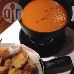 Recette fondue sans alcool au fromage et à la tomate – toutes les ...