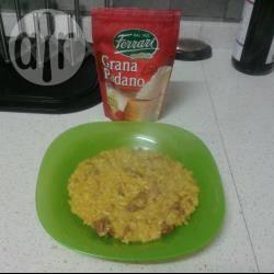 Recette risotto au safran et à la saucisse – toutes les recettes ...