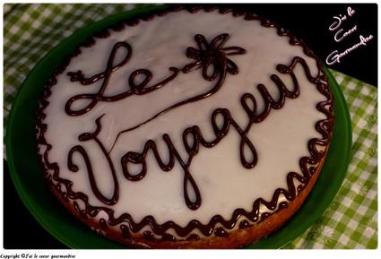 Recette de gâteau voyageur