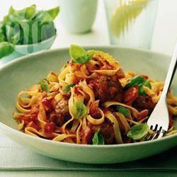 Recette tagliatelles à l'italienne – toutes les recettes allrecipes