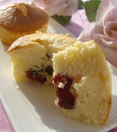 Recette de bouchées moelleuses aux cranberries