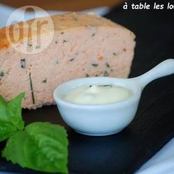 Recette terrine apéritive de saumon – toutes les recettes allrecipes
