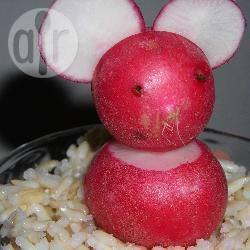Recette radis petite souris – toutes les recettes allrecipes