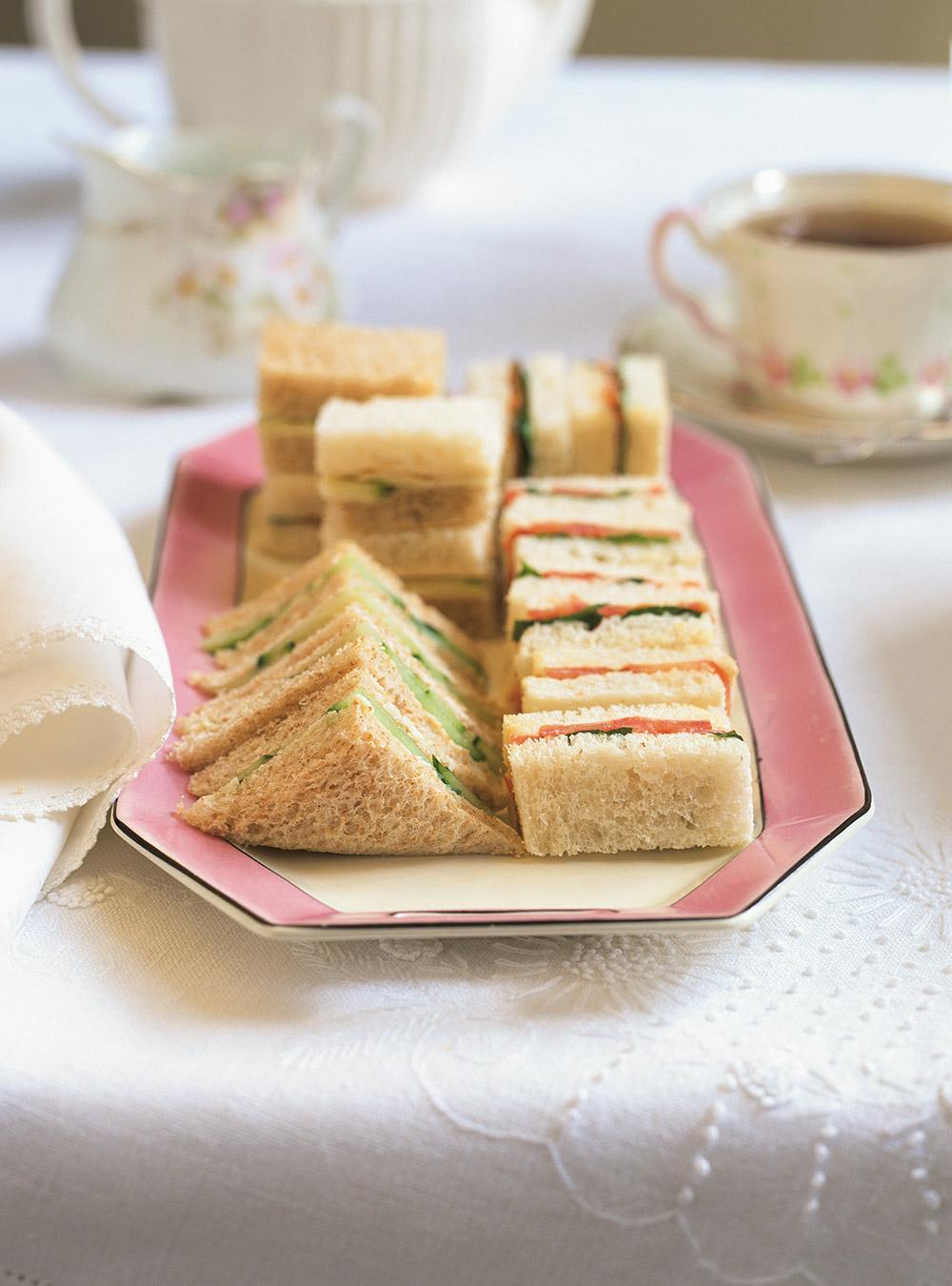 5 id es de garniture pour sandwichs th recette - Idee de sandwich froid ...
