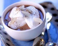 Recette oeufs à la neige au chocolat