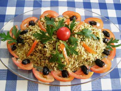 Recette de quinoa gourmand en salade