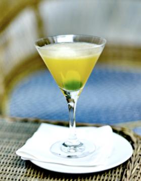 Cocktail bourbon sour pour 1 personne