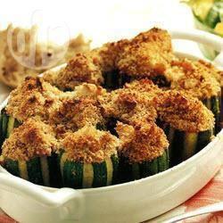 Recette courgettes farcies en crumble de noix – toutes les recettes ...