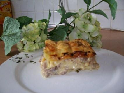 Recette de lasagnes au lapin