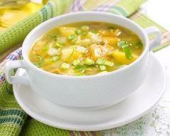 Recette soupe de légumes à la bière