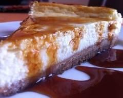 Recette cheesecake léger au fromage blanc et aux spéculoos