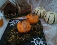 Recette muffins de citrouille et sa gelée