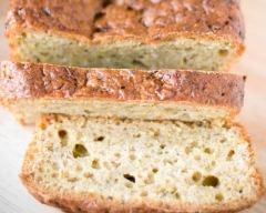 Recette pain de courgettes avec persil et ciboulette