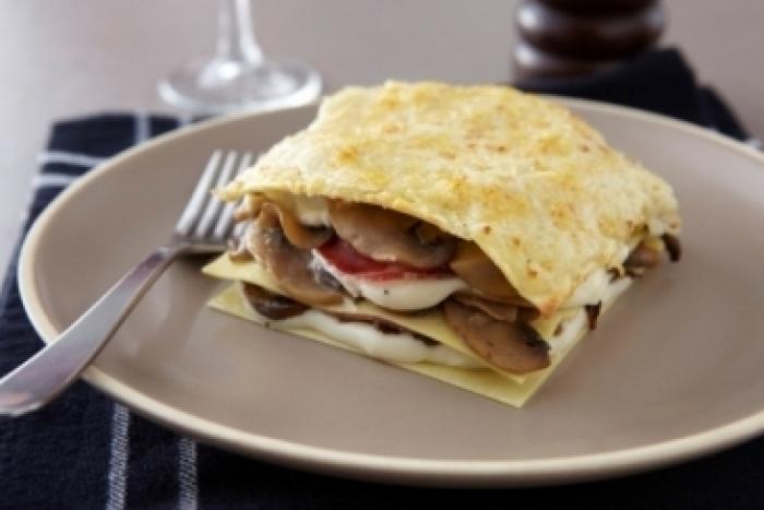 Lasagnes au foie gras recette - Lasagne facile et rapide ...
