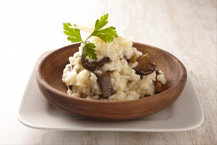 Recette de risotto aux pleurotes facile et rapide