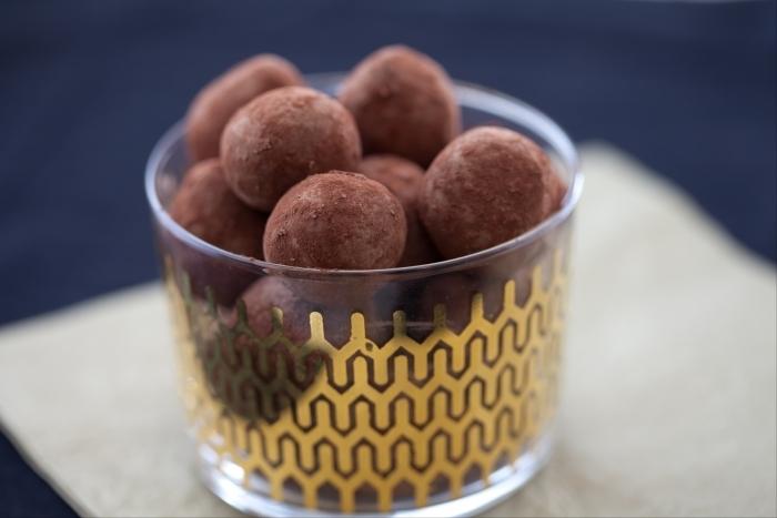 recette de mousseux de pomme de terre la truffe rapide. Black Bedroom Furniture Sets. Home Design Ideas