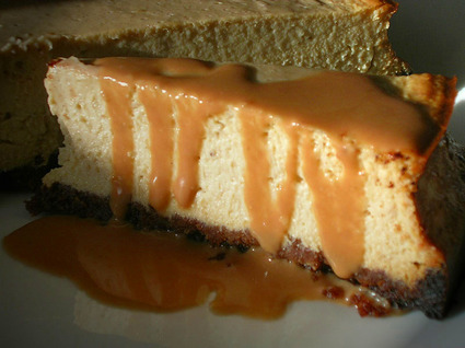 Ricotta Cheesecake With Caramel-Orange Sauce Recipes — Dishmaps
