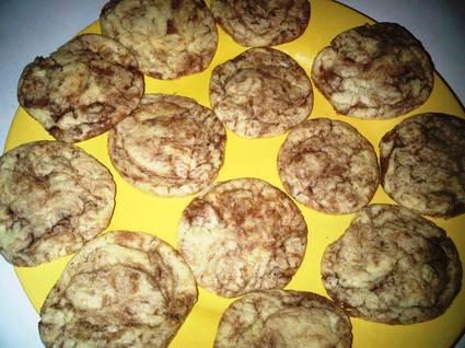 Recette de cookies au nutella