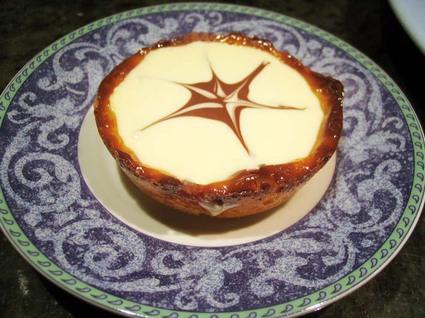 Tartelettes au caramel et au chocolat blanc