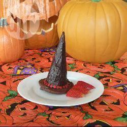 Recette chapeaux de sorcière au chocolat – toutes les recettes ...