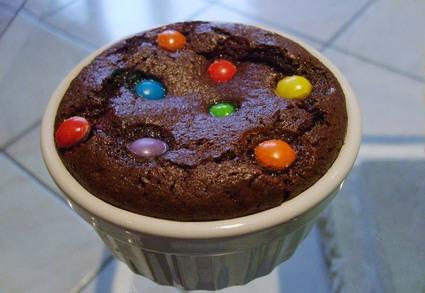 Recette de petits fondants au chocolat super faciles