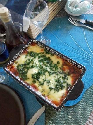 Recette de filet de poisson aux tomates concassées et aromates