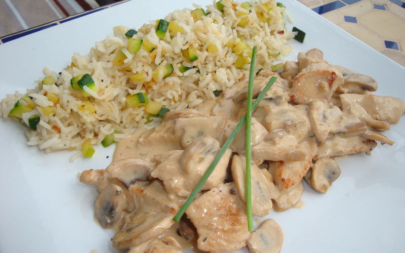 Recette poulet sauce soja économique et simple > cuisine étudiant