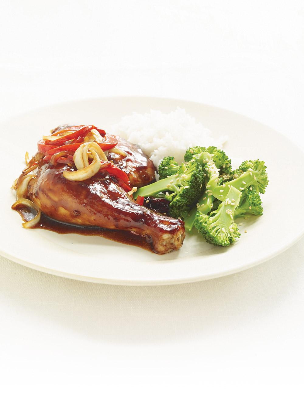 Cuisses de poulet à la sauce hoisin | ricardo