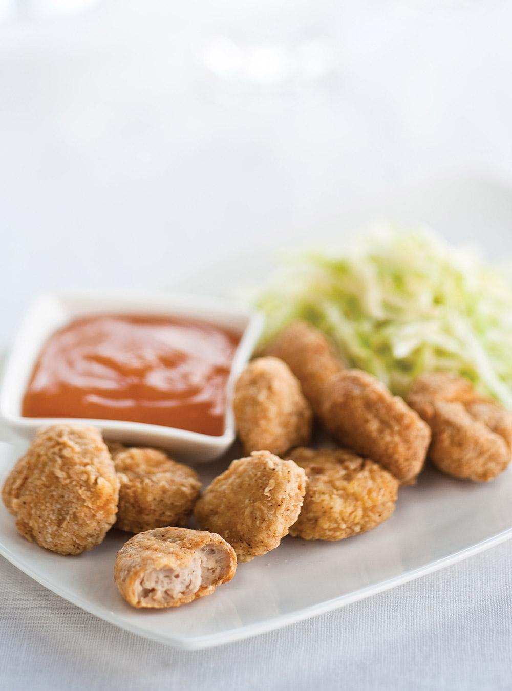 Croquettes de poulet | ricardo