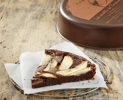 Recette de fondant au chocolat au lait, noisettes et poires fondantes ...